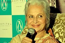 The present generation has a much shorter screen life: Waheeda Rehman