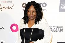 Actress-comedian Whoopi Goldberg turns weed columnist
