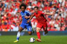 EPL: Chelsea beat Liverpool 2-0 to leave title race wide open