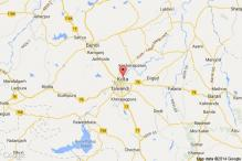 28 injured after a bus collides with truck in Kota