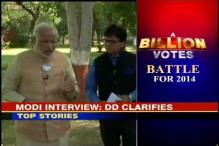 A Billion Votes: Is the row over a Modi's DD interview necessary?