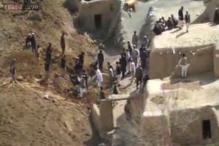 Afghanistan landslide rescue now focuses on displaced