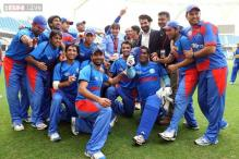 Afghanistan cricketers gear up for World Cup test