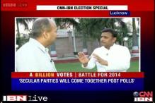 Secular parties will form the Third Front government: Akhilesh