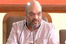 Amit Shah instructs BJP workers to stay active at booth levels