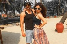 Snapshot: Sushant Singh Rajput spotted holidaying with girlfriend Ankita Lokhande in Goa