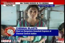 Video: Inside the blast-hit Bangalore-Guwahati Express
