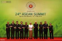 China tensions top ASEAN summit talks in Myanmar