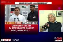 Sonia needs to lead from the front now: Congress leader Ashwani Kumar