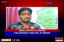 BJP candidate Babul Supriyo apprehensive about rigging, violence in Asansol