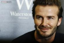 Beckham in Miami to pursue soccer stadium deal