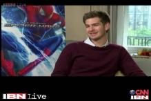 Between Takes: Masand interviews 'The Amazing New Spider-Man' team