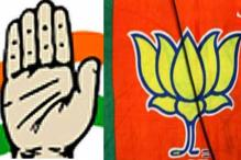 BJP leads in two seats, Congress in one in Rajasthan
