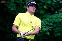 Masters champion Bubba Watson in early tie for Memorial lead