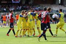 Chievo survive as Catania, Bologna, Livorno relegated