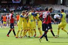 Chievo survive as Catania, Bologna, Livorno relegated