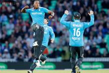 Chris Jordan stars as England defeat Sri Lanka by 81 runs (D/L method)