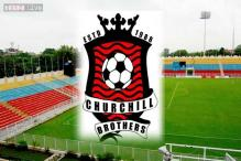 Churchill Brothers and three other clubs axed from I-League