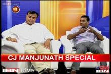 Watch: Star cast of 'Manjunath' on CNN-IBN Citizen Journalist