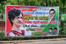 Unintentionally hilarious Congress poster in UP appeals to 'maiyya' Sonia Gandhi to allow Priyanka to campaign, quotes 'Agneepath'