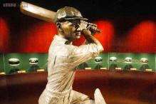 Don Bradman's first Test bat up for auction