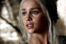Britain's ladies inspired by 'Game of Thrones' heroine Daenerys Targaryen