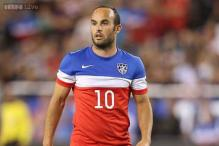 Landon Donovan surprisingly left out of US World Cup squad