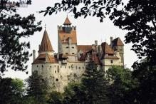 Dracula's 13th century castle in Transylvania up for sale!