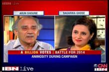 Muslims have nothing to fear from Modi, says Arun Shourie