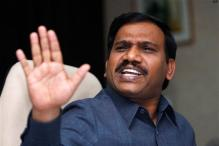 2G scam: A Raja refuses to receive summons citing technicality