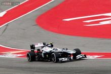 F1's Williams drives back into the black
