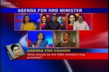 FTP: Agenda for HRD Minister: What should be the HRD Minister's top priorities?