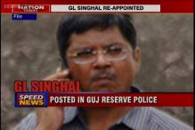 Ishrat case accused GL Singhal reinstated as commandant 12 SRP Gandhinagar