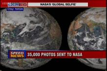 NASA unveils Earth Day 'global selfie' mosaic of 36,000 pictures