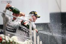 Alain Prost sees trouble brewing for Mercedes team-mates