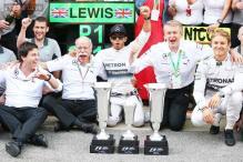 In pics: Spanish Grand Prix 2014