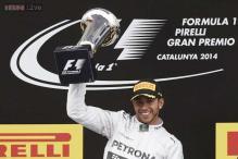 Lewis Hamilton wins Spanish Grand Prix for fourth win in a row