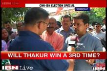 LS polls: Anurag Thakur banking on 'Modi wave' to win Hamirpur