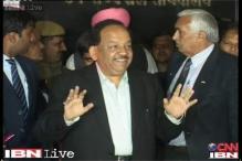 New Health Minister Harsh Vardhan promises transparency, e-governance