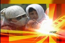 Heatwave affects normal life in Odisha as mercury touches 44 degree C