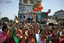 Saffron surge in Himachal Pradesh as BJP wins all 4 seats