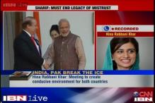 Watch: Hina Rabbani Khar speaks on Pak PM's India visit