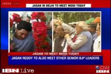 Jagan to meet Modi, senior BJP leaders in Delhi today