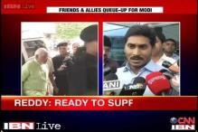 Will give issue-based support to Narendra Modi: Jagan Mohan Reddy