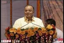 Arun Jaitley compares Ramdev with Mahatma Gandhi, JP Narayan