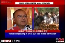 Why Rahul allowed rally in Varanasi when Modi was barred: BJP to EC