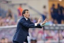 Malaga confirm Javi Gracia as first team coach