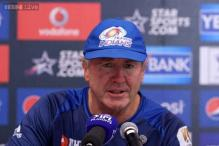 Chennai outplayed us in all departments, says MI coach Wright