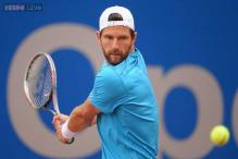 Jurgen Melzer upsets 9th-seeded John Isner at Italian Open