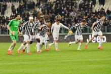Juventus celebrate third successive title with win over Atalanta